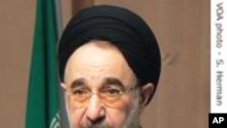 伊朗反对派抵制祝福内贾德连任仪式