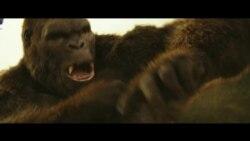 Kong: La isla Calavera en el estreno de cine