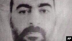 وبسایت رسمی وزارت کشور عراق ادعا میکند این تصویر ابوبکر البغدادی، رئیس آنچه که «دولت اسلامی» خوانده میشود، است.