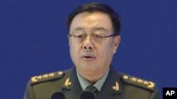 판창룽 중국 중앙군사위 부주석은 17일) 동남아 국가등 16개국 국방장관들이 참석한 가운데 베이징에서 열린 '향산포럼'에서 이같이 밝혔습니다.
