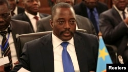 Le président Joseph Kabila (Photo Reuters)