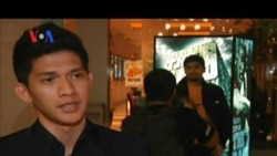Pemutaran Film 'The Raid' di Washington DC - Liputan Pop News VOA April 2012