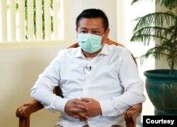 Sekretaris Daerah DI Yogyakarta, Kadarmantan Baskara Aji. (Foto: Humas Pemda DIY)