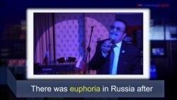 Học từ vựng qua bản tin ngắn: Euphoria (VOA)