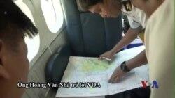 'Không tìm thấy xác máy bay Malaysia ở nơi TQ công bố các vật khả nghi'