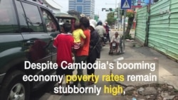 Cambodia's Homeless Dance to a Different Tune