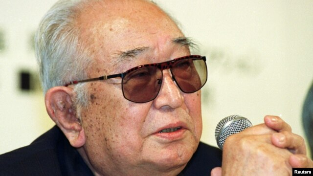 Pembuat film asal Jepang paling terkenal, Akira Kurosawa, yang disebut kaisar sinema Jepang. Ia meninggal pada 1998 dalam usia 88 tahun. (Foto: Dok)