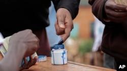 Burundi Election