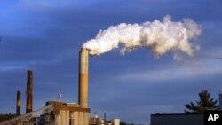 美國新罕布什爾州一座發電廠
