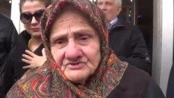 Ədilə Səlimova: Şikayətim yoxdur. Sağ-salamatam