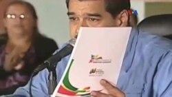 Venezuela: aprueban Plan Nacional de Derechos Humanos