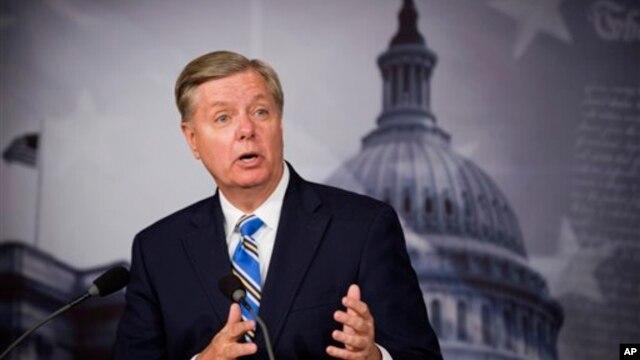 Sen. Lindsey Graham (2013 photo)