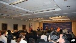 卡内基和平基金会举办两岸关系研讨会