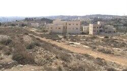 Israeli Settlement Expansion Raises West Bank Tensions