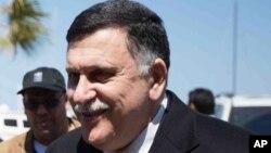 Sabon Firayim Ministan Libya Fayez al-Sarraj na gwamnatin hadin kai da Majalisar Dinkin Duniya ta shirya