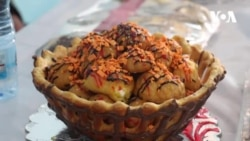 جشنوارۀ غذا در هرات