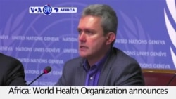 VOA60 Africa - WHO: Zero Ebola Cases in West Africa