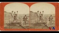 美西华人铁路大罢工150周年:专家挖掘出新史料