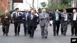 Predstavnici zemalja prijatelja Sirije