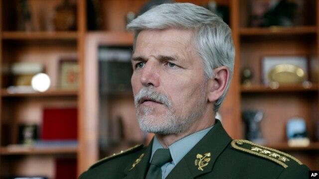 Đại Tướng Petr Pavel, Chủ tịch Ủy ban Quân sự NATO.