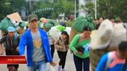 Truyền hình VOA 1/1/21: Việt Nam lắp camera dọc biên giới chống xuất nhập cảnh trái phép