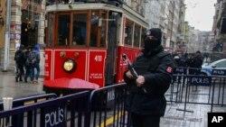 Istanbul ko'chalarida