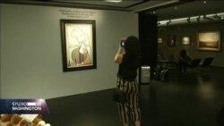 """Picassova """"Zlatna muza"""" izložena u Hong Kongu"""