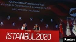 Kota terbesar di Turki, Istanbul, menjadi salah satu calon tuan rumah Olimpiade 2020.