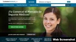 La Casa Blanca ha puesto énfasis en la promoción de los beneficios de la ley entre los hispanos.