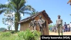 Abasirikare ba Reta ya Kongo mu ntara ya Beni