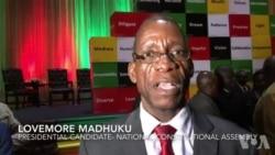 Meet Presidential Candidate Lovemore Madhuku