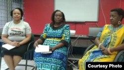 Muzvare Sally Dura vesangano reWomen's Coalition Of Zimbabwe