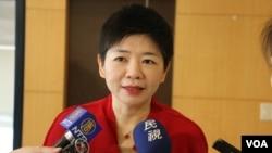 台湾医界联盟基金会执行长林世嘉