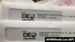 Saopšteno je da je podneto 730.000 zahteva za pomoć nezaposlenima što je, kako je ukazao Sekretatijat za rad, za 111.000 manje u odnosu na broj prijavljenih pre dve sedmice. (Foto: AP /Wilfredo Lee)