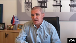 Tonin Gjuraj, Rector of European University of Tirana
