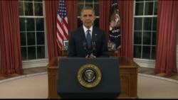 Jawabin Shugaba Obama