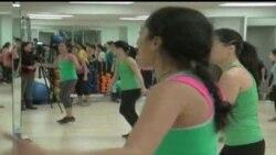 Plesna tjelovježba sve popularnija za održavanje kondicije