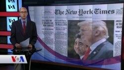 8 Haziran Amerikan Basınından Özetler