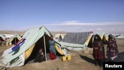 ادامه نبرد اخیر در بغلان حدود شش هزار نفر را آواره کرده است