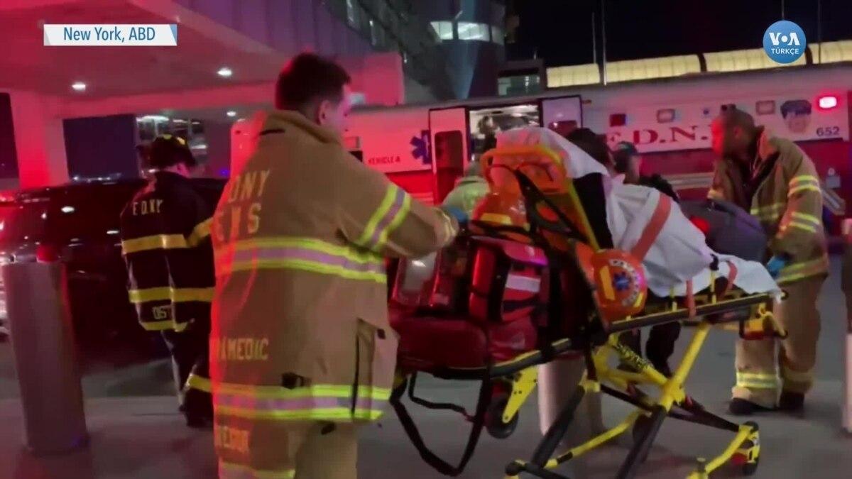 4eef0c2b6ebcb New York'a Giden THY Uçağı Türbülansa Girdi 30 Kişi Yaralandı