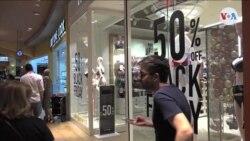 Hispanos hacen turismo de compras en Viernes Negro