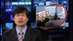 美韩两国举行联合海军演习