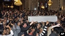 Похороны Мухаммада Аль-Бути