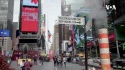 紐約旅遊業遭新冠重創