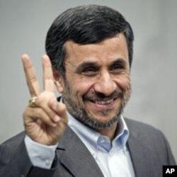 Shugaban kasar Iran Mahmoud Ahmadinejad