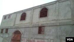 Mesquita em construção em Luanda (Foto de Arquivo)