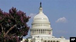 美国国会山资料照