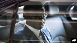 Teodoro Obiang Nguema Mbasongo, président de la Guinée équatoriale