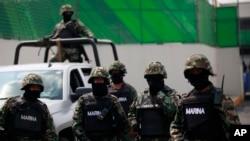 El gobierno de México confirmó la existencia de una solicitud de extradición de Estados Unidos contra el líder del cártel de Sinaloa.