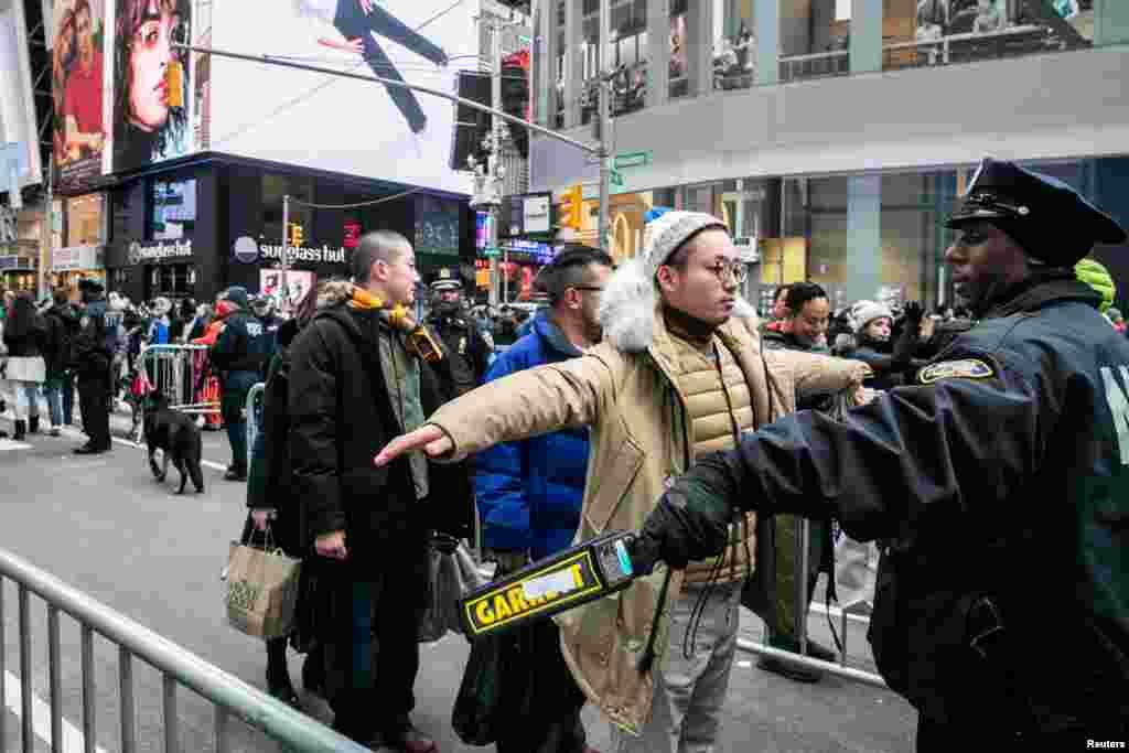 Тајмс сквер, Њујорк
